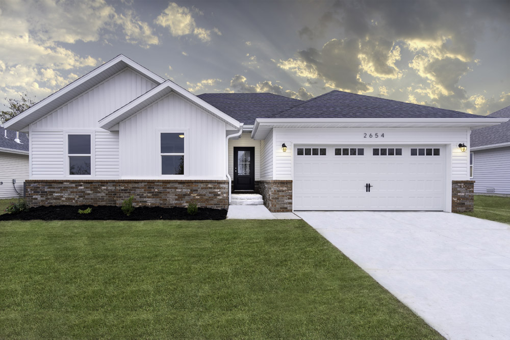 Twin Lakes Community – Sneak Preview New Home By Trendsetter Homes, Springfield